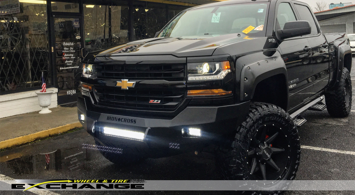 CHEVY Z71 OFFROAD