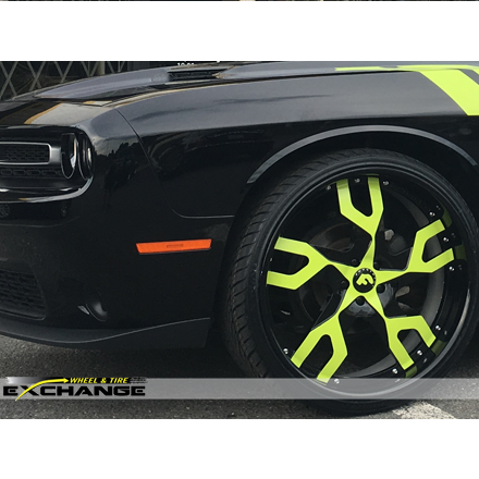 Dodge Challenger forgisthumb