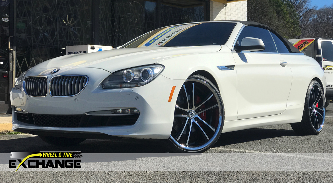 2017 Bmw 6 Series >> Wheel & Tire Exchange | BMW 6 series
